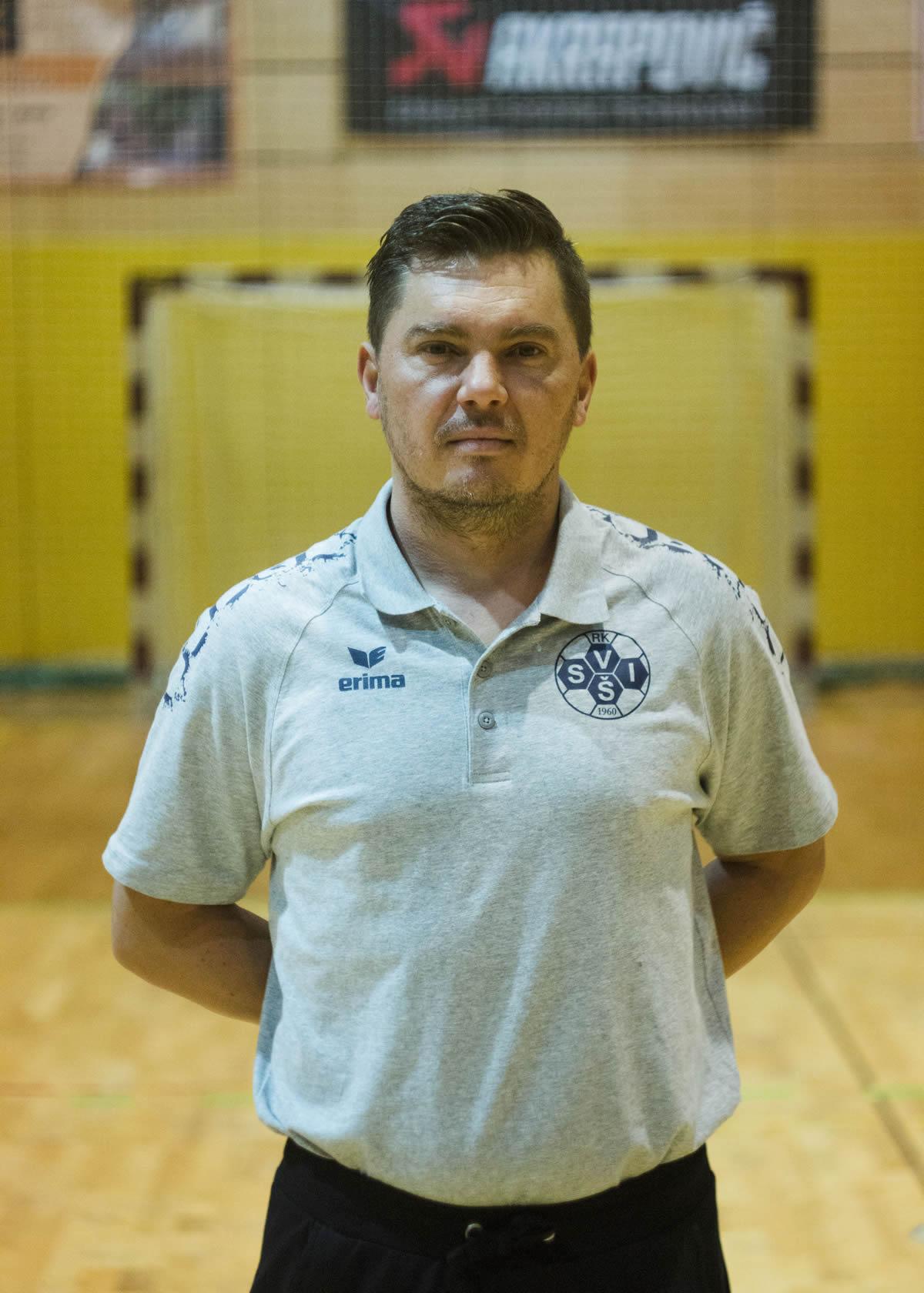 Saša Pekeč, vodja ekipe