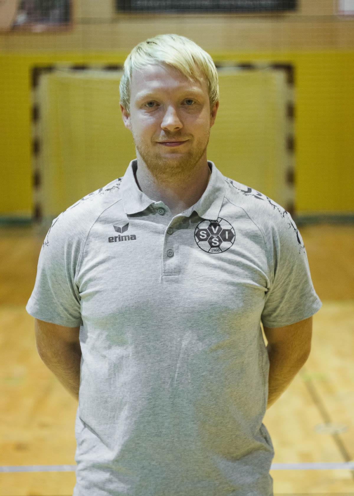 Sebastjan Obajdin, trener do 16.10.